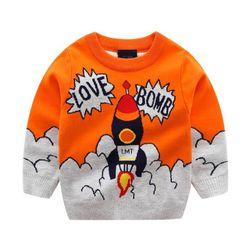Otroški pulover Leo