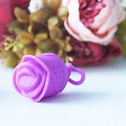 Sitko na herbatę - róża