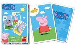 Čierny Peter Prasiatko Peppa / Peppa Pig spoločenská hra - karty v krabičke 6x9x1cm RM_21605992