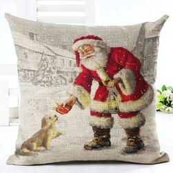 Karácsonyi párnahuzat PLO4