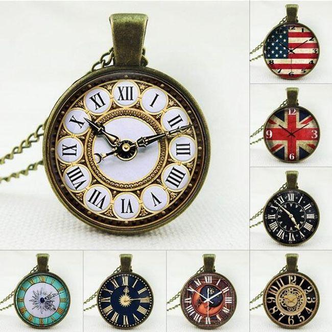 Obesek v dizajnu ure - 8 motivov 1