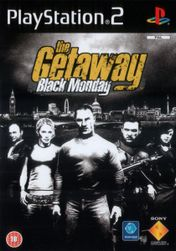 Igra (PS2) The Getaway: Black Monday