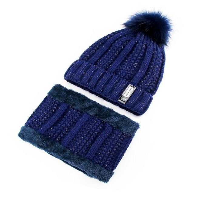 Női kalap és nyakkendő WC249