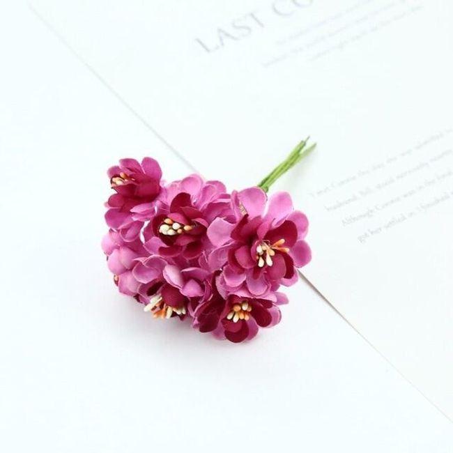 Umělé květiny Rc12 1