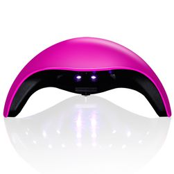 UV/LED lampa na vytvrzení gelu 48W - více barev