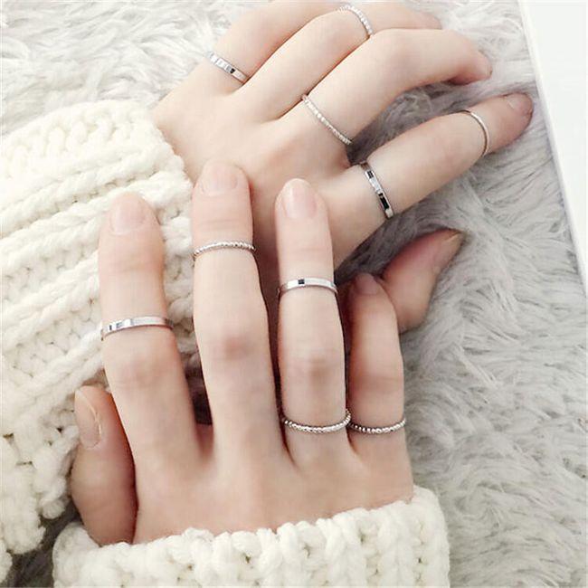 Set prstenja SR13 1
