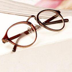 Okulary zerówki unisex