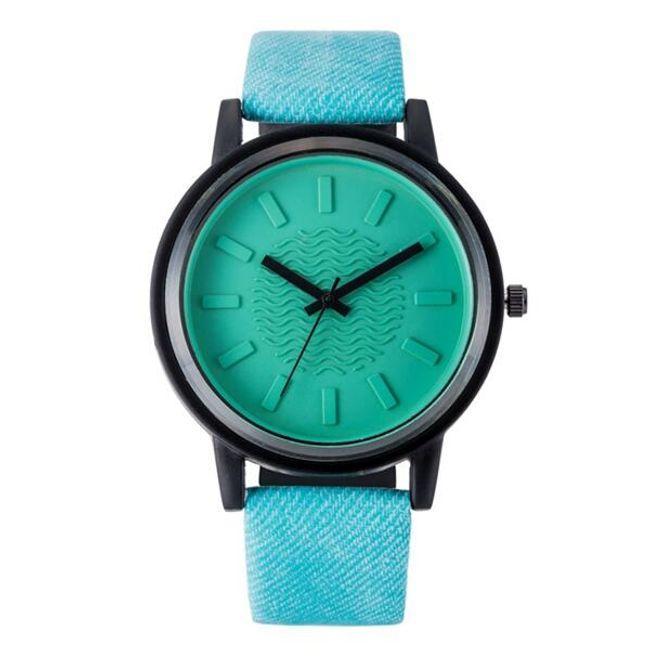 Jednoduché silikonové hodinky pro ženy - 6 barev 1