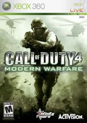 Gra (Xbox 360) Call Of Duty 4: Modern Warfare