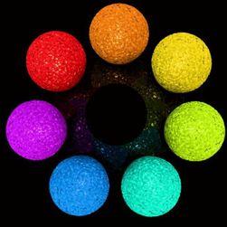 LED krogla, ki spreminja barve