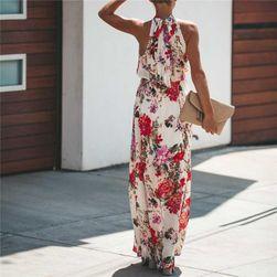 Dlouhé dámské šaty Berneice
