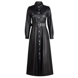 Ženska kaput haljina D46