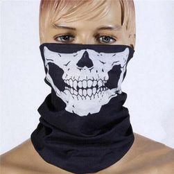 Mască originală cu motiv craniu