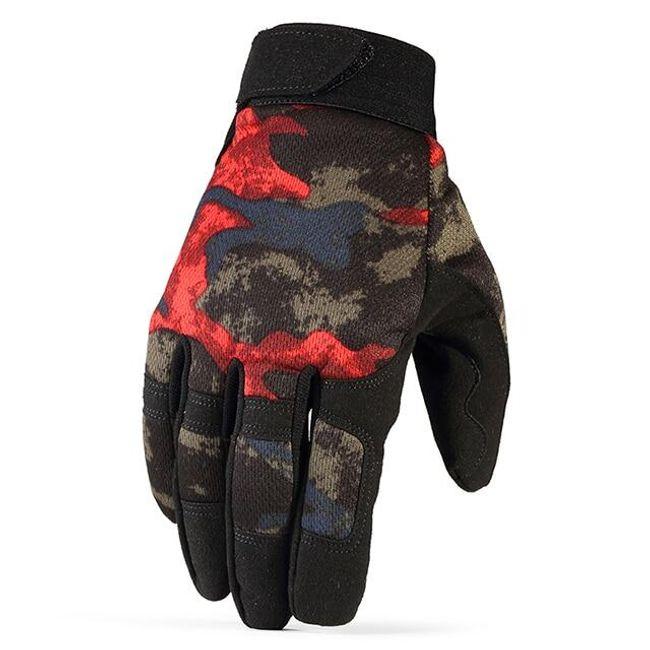Motocyklowe rękawice FR18 1