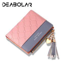 Dámská módní peněženka se střapcem - 5 barev