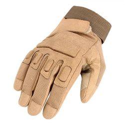 Taktické rukavice ve dvou velikostech