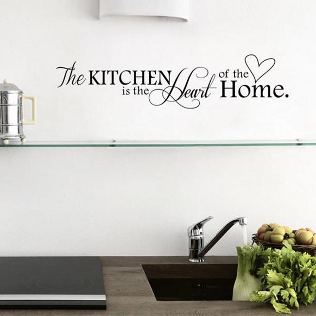 Autocolant pentru perete - Bucătărie 1