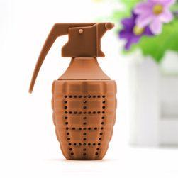 Sitko do herbaty w postaci granatu