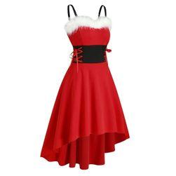 Женское новогоднее платье Nena