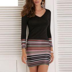 Ženska haljina sa dugačkim rukavima TF1446