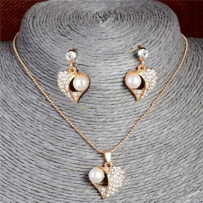 Komplet biżuterii AS151 1