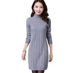 Дамска трикотажна рокля Audrey