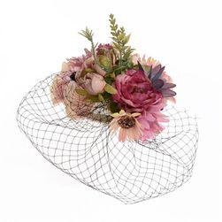 Коктейльная шляпка FF23