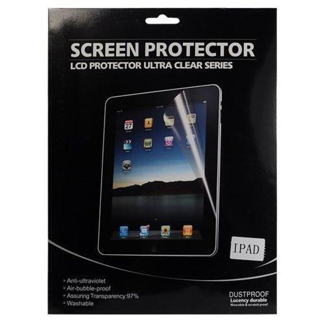 Antireflexní ochranná folie na iPad 1