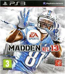 Hra (PS3) Madden NFL 13