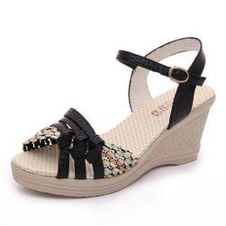 Ženske sandale na platformu Lonny
