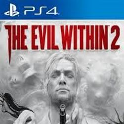 Игра за PS4 The Evil Within 2