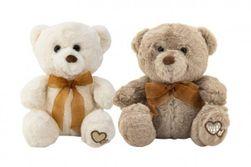 Ursuleț de pluș, 20cm, 2 culori RM_56800085