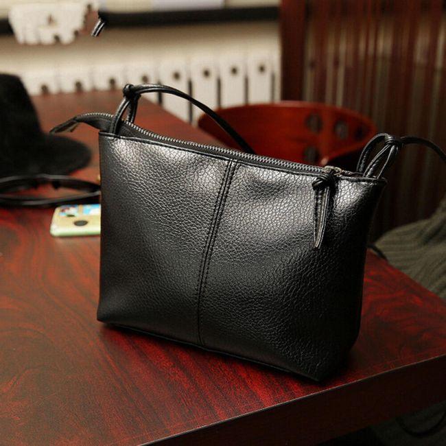 Женская сумка в черном цвете 1