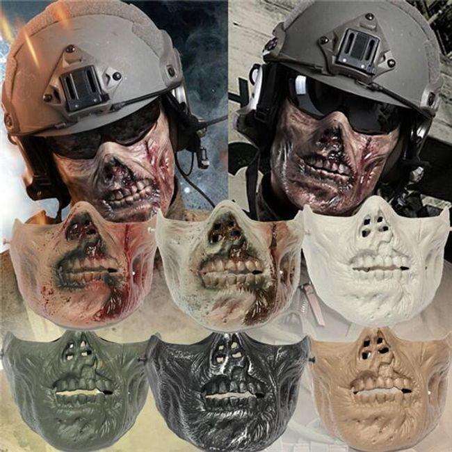 Védőmaszk - Zombie 1