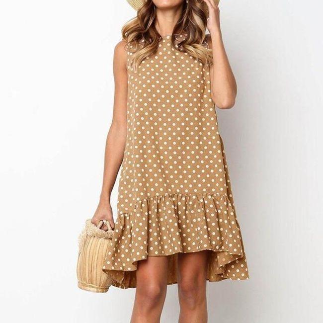 Letní šaty Poky 1