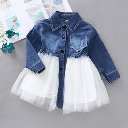 Dívčí šaty Vicky