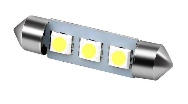 İç mekan LED ampul CDC1 1