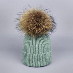 Женская зимняя шапка WC91