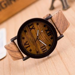 Дамски дървен часовник DDH3