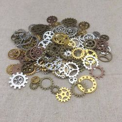 Ozubené kolečka na tvorbu šperků