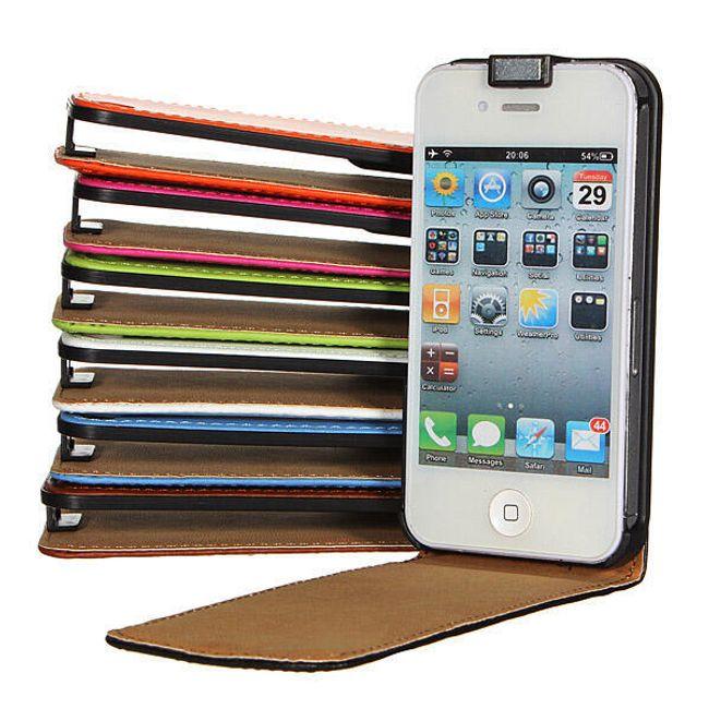 Ochronne etui na iPhone 4 i 4S - kilka kolorów 1