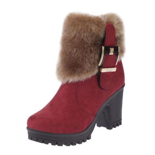 Damskie buty Graham 1