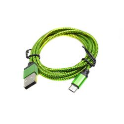 Tekstilni micro USB kabel - 4 dužine
