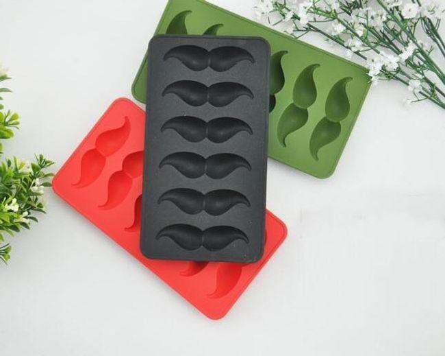 Formă pentru gheață - mustață 1