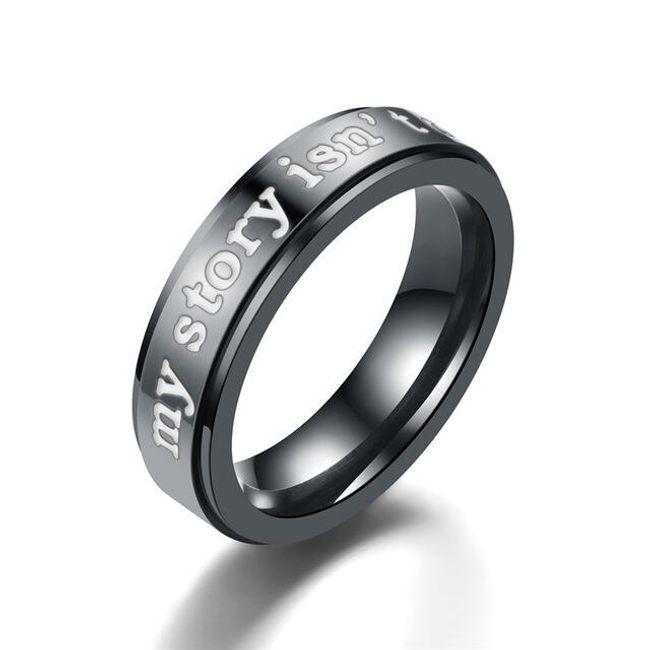 Unisex prsten