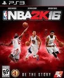 Gra  (PS3) NBA 2K16