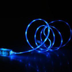 Cablu LED microu USB