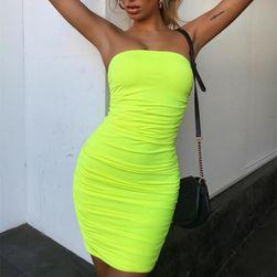 Женское платье без бретелей Genie