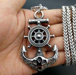 Pánský náhrdelník B011561