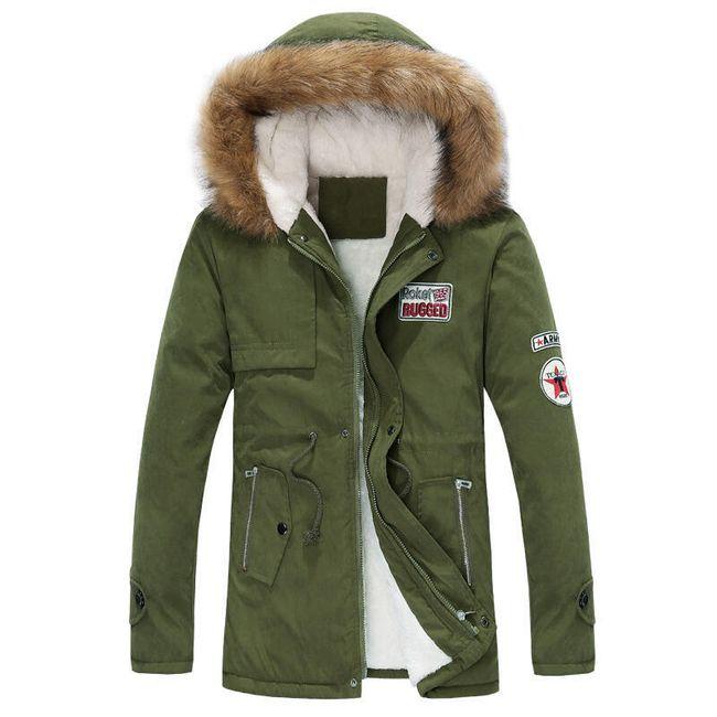 Muška topla jakna Calvin 1